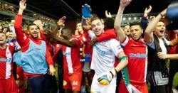 Policía belga registra federación de fútbol, un club y un tribunal deportivo