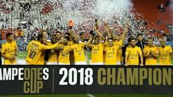 Tigres vencen al Toronto por 1-3 y conquistan la Copa de Campeones