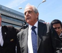 Un hincha de River, denunciado al amenazar al presidente del club tras reyerta