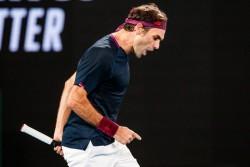 Federer en apuros, Djokovic como un tiro y Tsitsipas eliminado (Resumen)