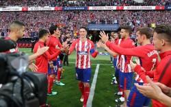 El Atlético dice adiós al 'Niño' que lo fue todo