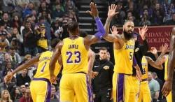 (86-101) James conduce el ataque de los Lakers