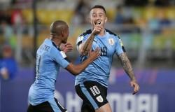Uruguay y Zambia sellan el pase a octavos (Resumen)