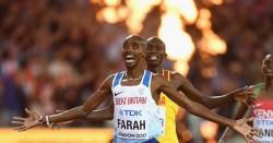 Mo Farah participará en 2019 en el Maratón de Londres