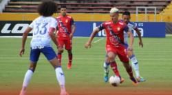 El Nacional vence al puntero y recupera terreno en la LigaPro Serie B