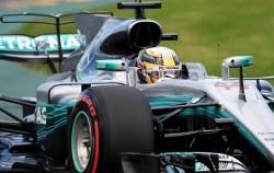 """Hamilton: """"Este año vamos a tener carreras apretadas"""""""