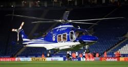 """El helicóptero de accidente en Leicester """"no respondió"""" a órdenes del piloto"""