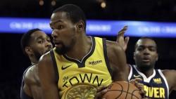 Warriors y Nuggets mantienen lucha por mejor marca en el Oeste (Resumen)