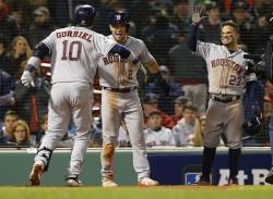 Astros perdieron oportunidad de repetir como campeones y Altuve fue operado