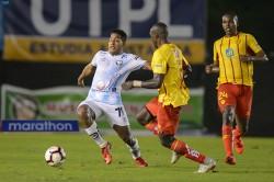 (1-1) Aucas rescató un punto ante Guayaquil City