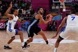 EE.UU y Argentina: lecciones magistrales de ataque y defensa en baloncesto