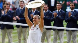 Kerber ya es la cuarta del mundo y Serena Williams sube 153 puestos