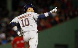 Gurriel luce bate oportuno y sella triunfo de Astros; Arcia pega jonrón