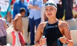 Venezuela y Ecuador ganaron pruebas de 5.000 metros de nado en aguas abiertas