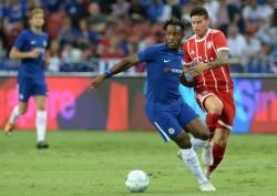 El Bayern derrota al Chelsea en el debut de Morata