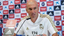 """Zidane: """"La crítica nunca va a cambiar, tenemos que conseguir más victorias"""""""