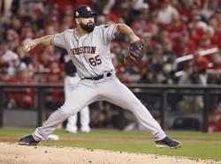 Urquidy y Bregman dan triunfo a los Astros, que igualan la Serie