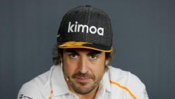 Alonso espera tener decidido su futuro para 2019 dentro de un mes
