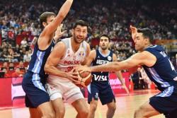 Argentina-Serbia y España-Polonia, primeros duelos de cuartos de final (Resumen)