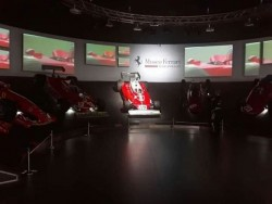 Emotivo homenaje de Ferrari a su piloto Niki Lauda