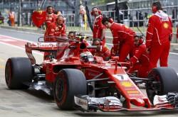 Vettel se exige una reacción ante el acoso de Hamilton (Previa)