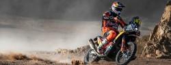 Price gana quinta etapa, Brabec continúa líder y Sunderland abandona el Dakar