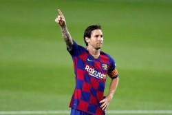 Messi participa en más de la mitad de los goles del Barça en LaLiga