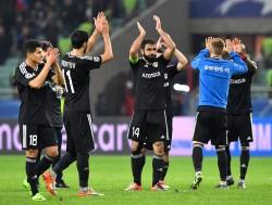 Atlético agrava sus dudas; Barça, PSG y United agrandan su pleno (Resumen)