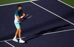 Thiem escala al cuarto puesto de la ATP tras ganar Indian Wells ante Federer