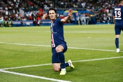 "Cavani tampoco viaja a Lille; ""necesita resolver cosas"", dice Tuchel"