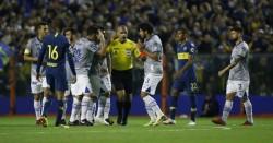 Cruzeiro repudia en dura nota error arbitral que lo perjudicó ante el Boca