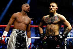 Rechazo del mundo del boxeo al duelo entre Mayweather Jr. y McGregor