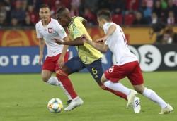 (0-2) Colombia sorprende a Polonia y deja buena imagen en su debut mundialista