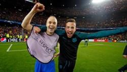 """Iniesta: """"Será raro jugar contra el equipo de mi vida"""""""