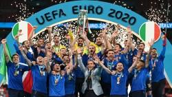 Italia se consagra campeón de la Eurocopa