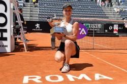 Svitolina gana a Halep y revalida su título en Roma
