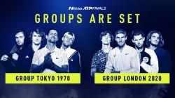 Los ocho maestros que danzarán por última vez en Londres con el ATP Finals