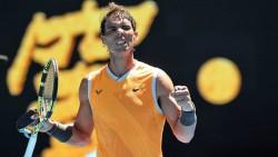 Nadal fulmina a Ebden y accede a tercera ronda contra De Miñaur