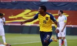 """""""Muy feliz por mi primer gol con la Tri"""""""