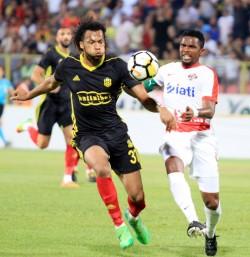 Mina ausente en la victoria del Malatyaspor