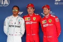 Leclerc partirá desde la 'pole' En Rusia