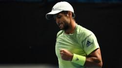 Verdasco dio la primera gran sorpresa tras eliminar a Dimitrov (Resumen)