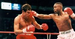 Muere atropellado el excampeón mundial Pernell Whitaker