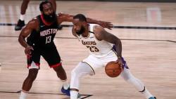 Lakers, con James, 10 años después vuelven a las finales del Oeste