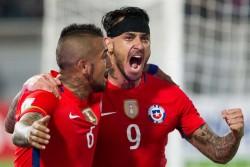 (1-4) Chile golea a Venezuela y sepulta sus ilusiones mundialistas