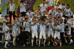 Argentina se consagra campeón de Copa América