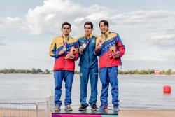 Esteban Enderica gana el primer oro para Ecuador