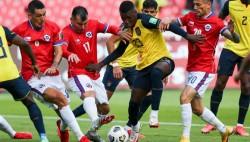 Ecuador no pudo con Chile en Quito