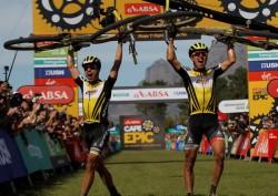 """Schurter y Stirnemann se imponen en """"el Tour de Francia de las BTT"""""""