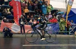 Colombia y Ecuador dominan el podio del ciclismo de ruta